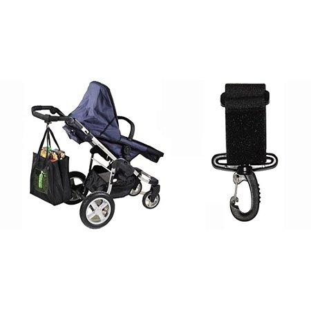 Clips para Carrinho de Bebê de Pendurar Bolsas/Sacolas - Jolly Jumper