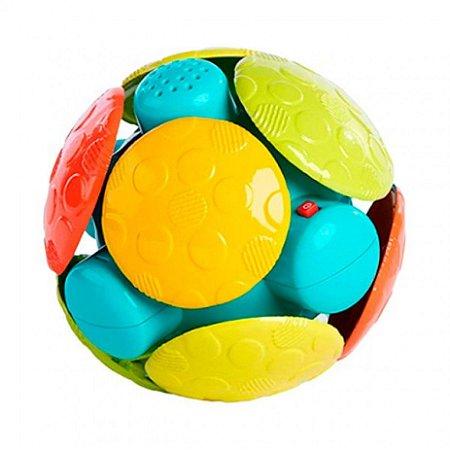 Brinquedo Bola Treme Treme Wobble Bobble Colorida - Bright Stars