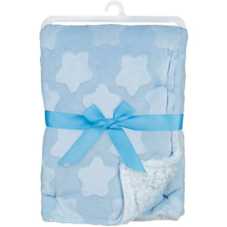 Mantinha para Bebê Star Azul - Buba