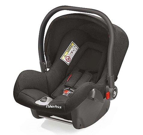 Bebê Conforto Heritage Fix 0 a 13Kg Preto - Fisher Price