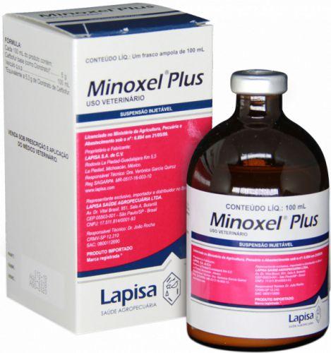 MINOXEL PLUS 5 GR - 100ML