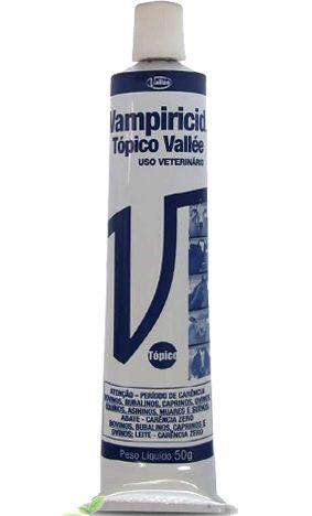 VAMPIRICID TÓPICO VALLÉE 50 GR