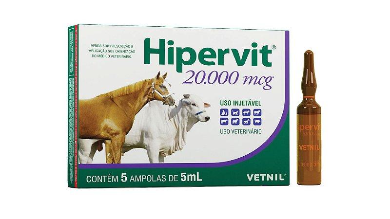 HIPERVIT 20000 MCG