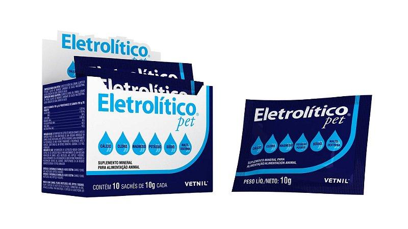 ELETROLITICO PET 10 G