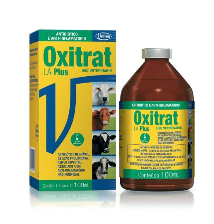 OXITRAT LA PLUS 100 ML