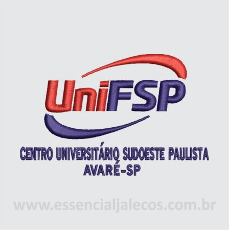 BORDADO UNIFSP AVARÉ