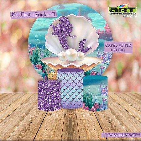 Kit Festa Pocket II - MONTE RÁPIDO