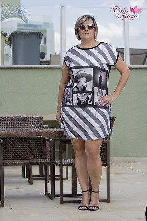 Vestido Audrey Plus Size