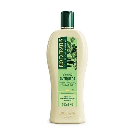 Shampoo Antiqueda Jaborandi 500mL Bio Extratus