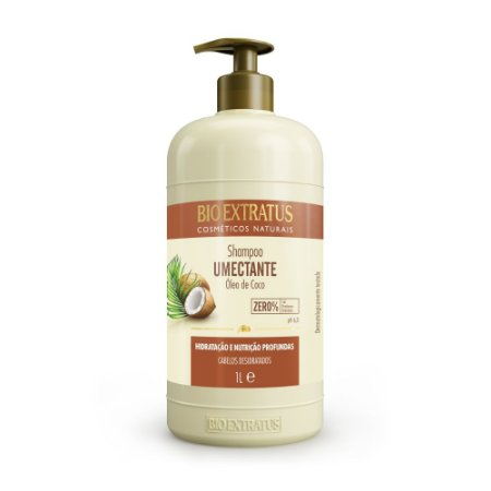 Shampoo Umectante 1L Bio Extratus