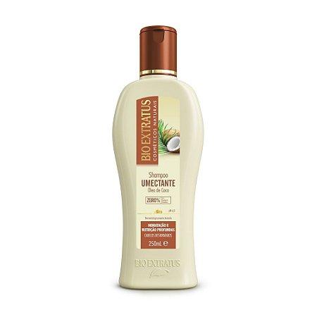 Shampoo Umectante 250ml Bio Extratus