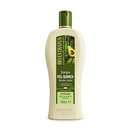 Shampoo Pós Química Bio Extratus 500ml