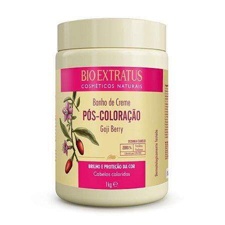 Banho de Creme Pós Coloração 1k Bio Extratus