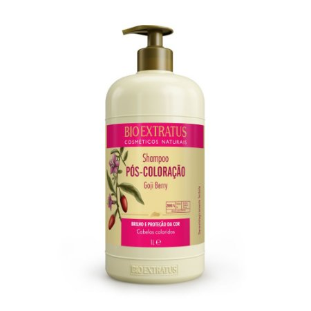 Shampoo Pós Coloração 1L Bio Extratus