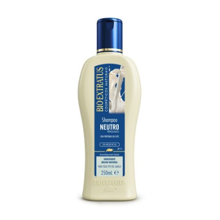 Shampoo Neutro 250ml Bio Extratus