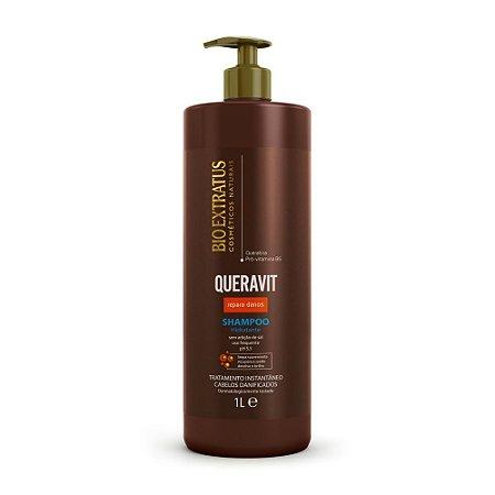 Shampoo Hidratante Queravit 1L Bio Extratus
