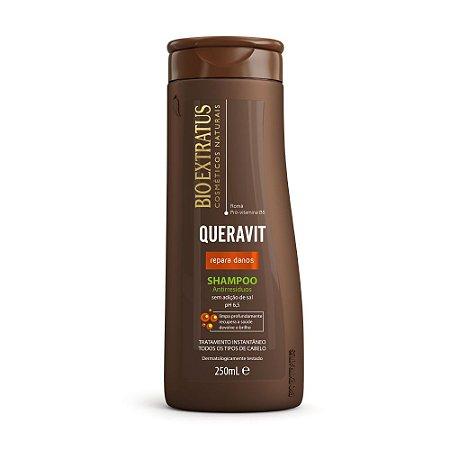 Shampoo Antirresíduos Queravit 250ml Bio Extratus