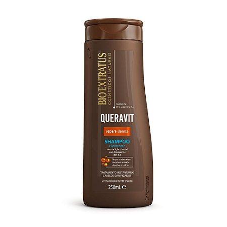 Shampoo Hidratante Queravit 250ml Bio Extratus