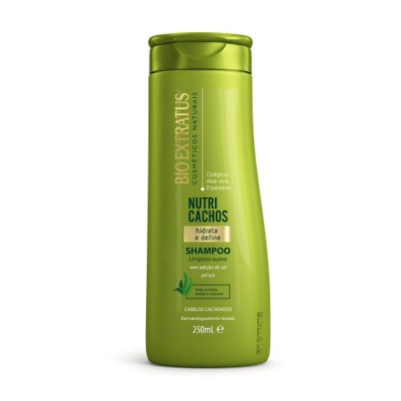 Shampoo Nutri Cachos 250ml Bio Extratus
