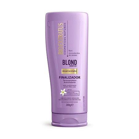 Finalizador Blond Bioreflex 200g Bio Extratus