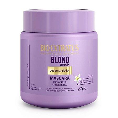 Máscara Blond Bioreflex 250g Bio Extratus