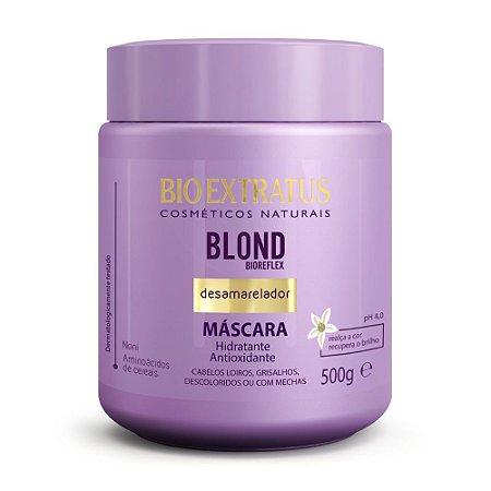 Máscara Blond Bioreflex 500g Bio Extratus