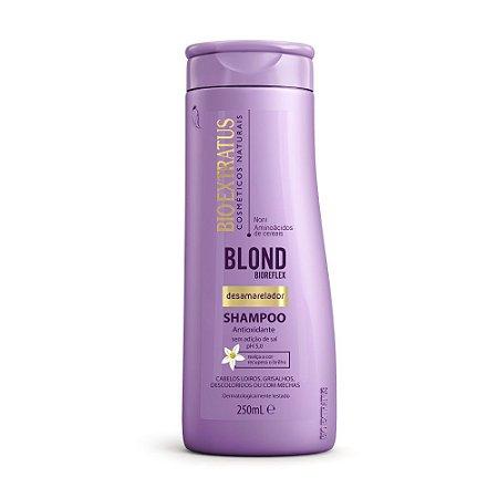 Shampoo Blond Bioreflex 250ml Bio Extratus