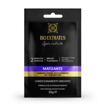 Dose Spécialiste Matizante Violeta 30g Bio Extratus