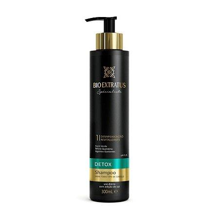 Shampoo Spécialiste Detox 300ml Bio Extratus