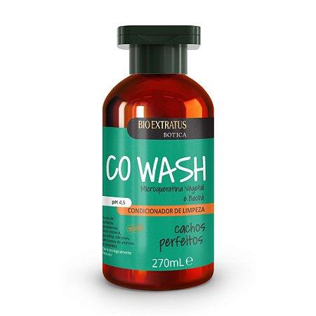 Condicionador (Co Wash) Botica Cachos 270ml Bio Extratus