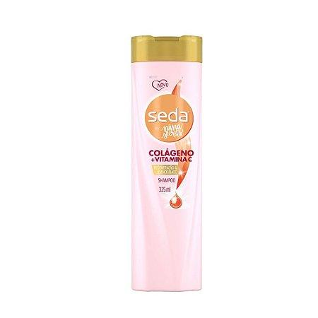 Shampoo Seda Colágeno+Vitamina C 325ml