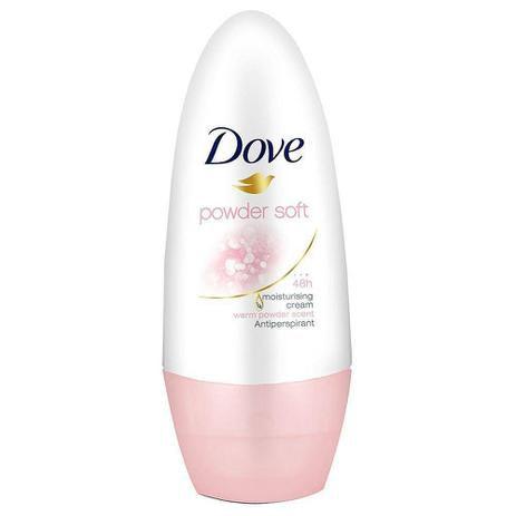 Desodorante Dove Roll-on 50ml Powder Soft