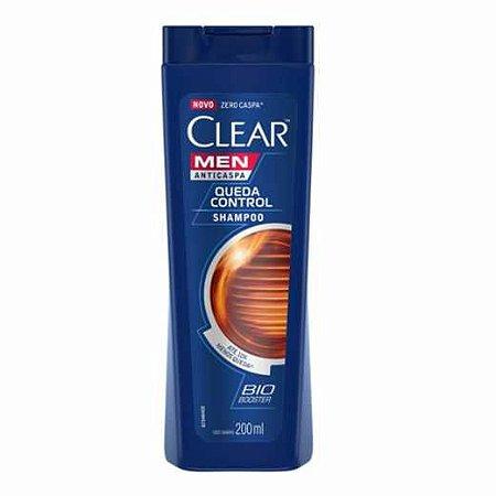 Shampoo Clear Men Queda Control 200ml