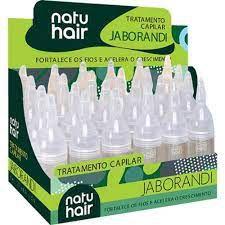 Tratamento Capilar 10ml Jaborandi Natuhair (Unidade)