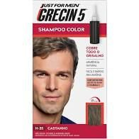 Shampoo Color Grecin 5 Castanho H 35