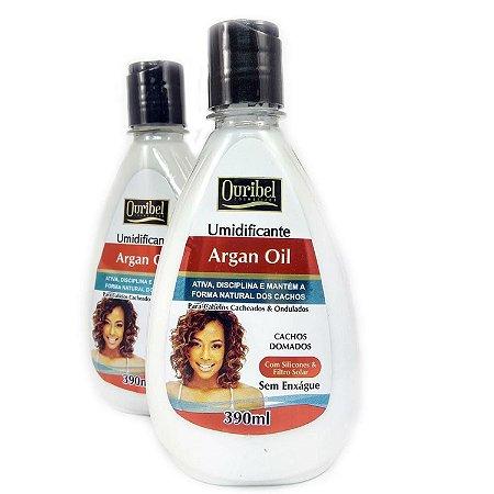 Umidificante Argan Oil 390 ml Ouribel