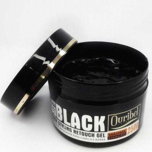 Pomada Model Black 150g Ouribel