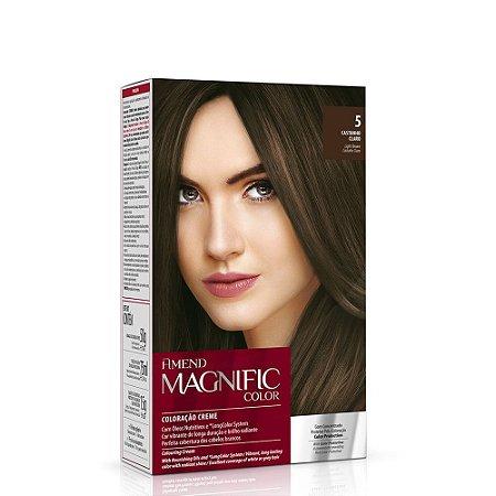 Magnific Color Kit 5 Castanho Claro Amend