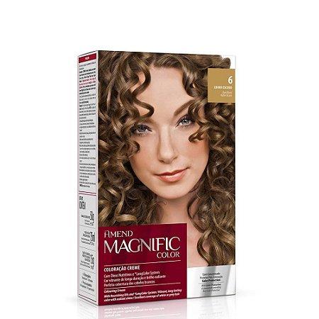 Magnific Color Kit 6 Louro Escuro Amend