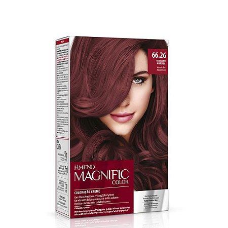 Magnific Color Kit 66.26 Vermelho Marsala Amend