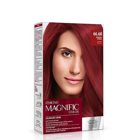 Magnific Color Kit 66.60 Vermelho Intenso Amend