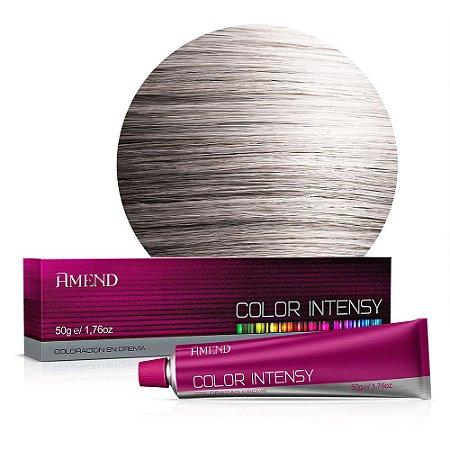 Coloração 0.1 Cinza Intensificador Color Intensy 50g Amend