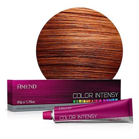 Coloração 0.43 Cobre Dourado Intensidicador Color Intensy 50g Amend