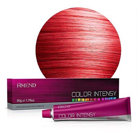 Coloração 0.6 Vermelho Intensificador Color Intensy 50g Amend