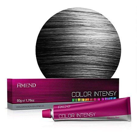 Coloração 1.0 Preto Color Intensy 50g Amend