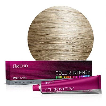Coloração 12.0 Louro Claro Natural Color Intensy 50g Amend
