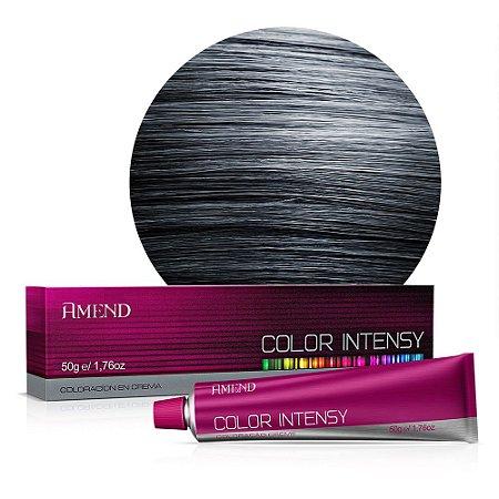 Coloração 2.1 Preto Azulado Color Intensy 50g Amend