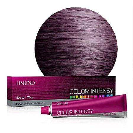 Coloração 33.66 Castanho Escuro Vermelho Intenso (Framboesa) Color Intensy 50g Amend
