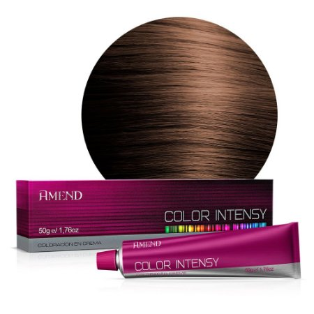 Coloração 7.47 Canela Color Intensy 50g Amend