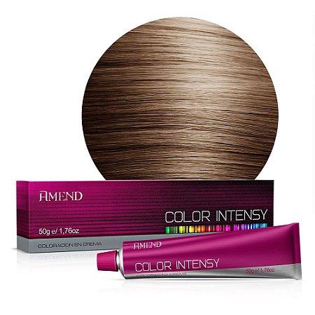 Coloração 7.7 Louro Médio Marrom Color Intensy 50g Amend